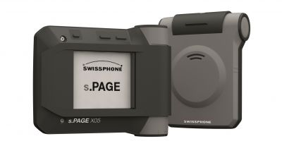 Swissphone pager 22-08 s.page