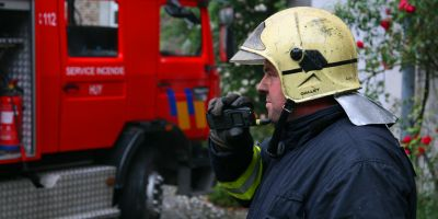 pompiers brandweer ASTRID User Days